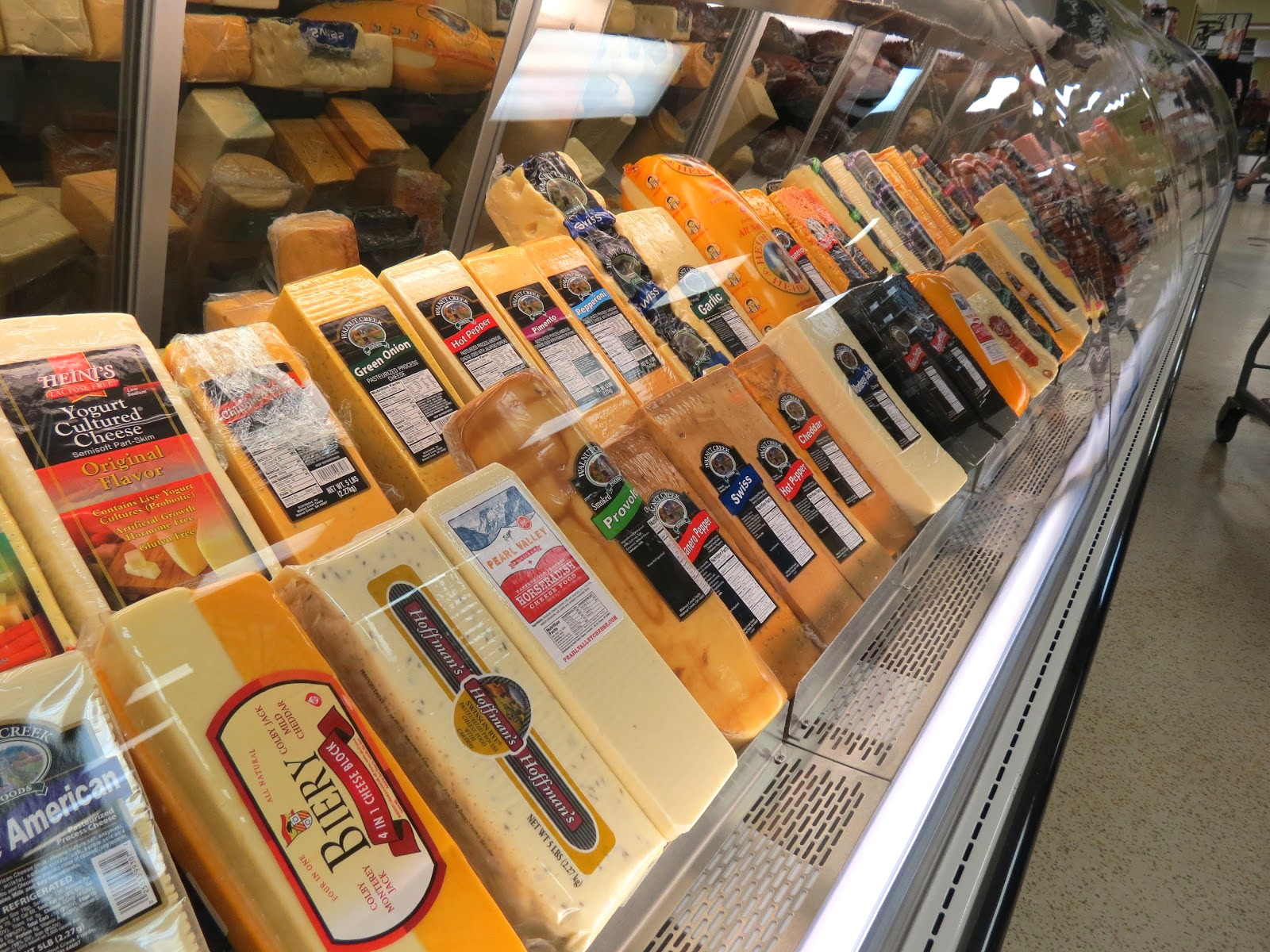 Meat and Cheese Labels