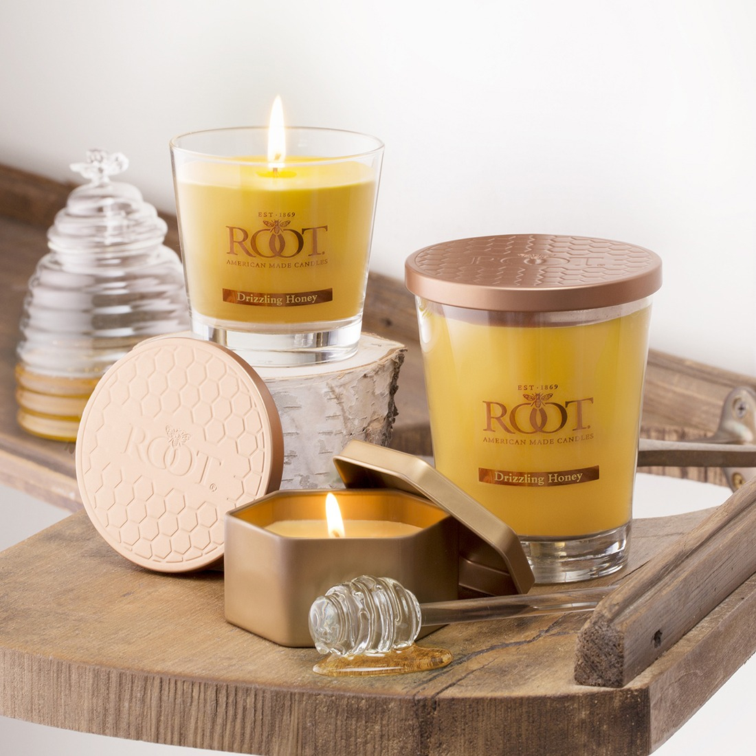 Custom Candle Labels for Root Candles