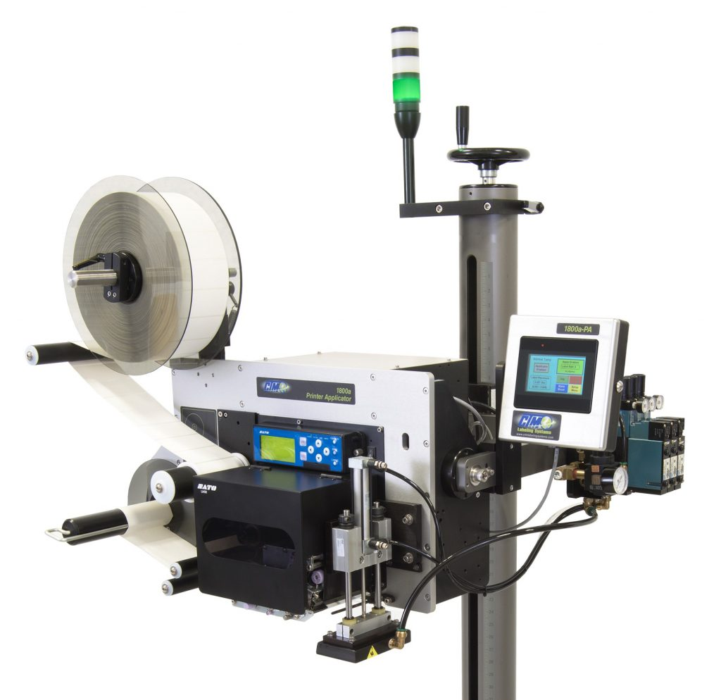 CTM Print and Apply Label Applicators​