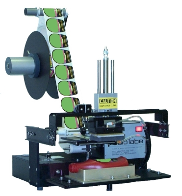 Auto Labe 500 Series Semi-Automatic Label Applicators​