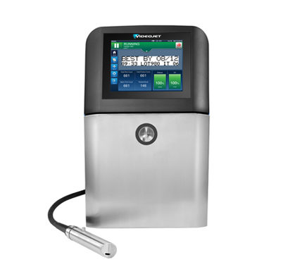 Continuous Inkjet (CIJ) Small Character Printers